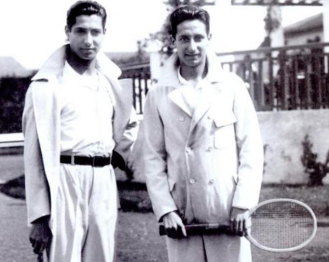 La desconocida historia de los hermanos Torralva, los primeros tenistas chilenos en jugar Roland Garros y la Copa Davis