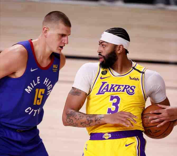 """""""Trash talk"""" o el arte de meterse en la cabeza del rival: la fórmula de los Lakers para anular a los Nuggets en la NBA"""