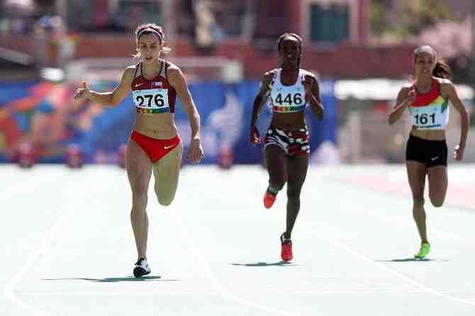 Atletismo: la velocidad está congelada en Chile, que no gana una medalla regional desde 2015