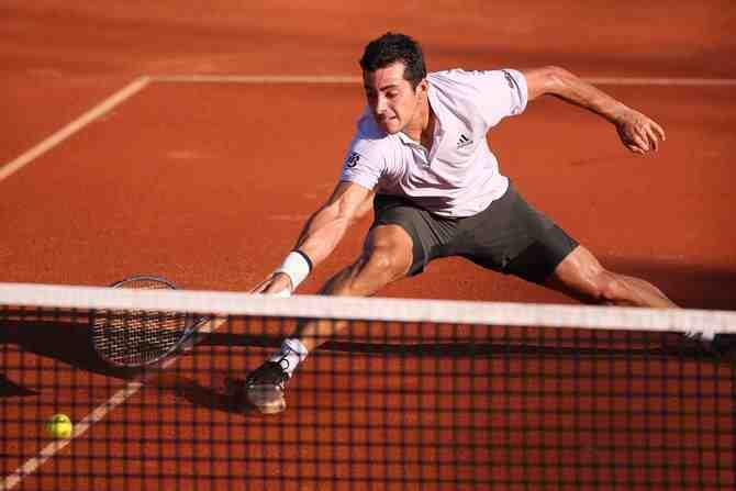 Garín suma confianza para Roland Garros con su 12º triunfo del año en arcilla