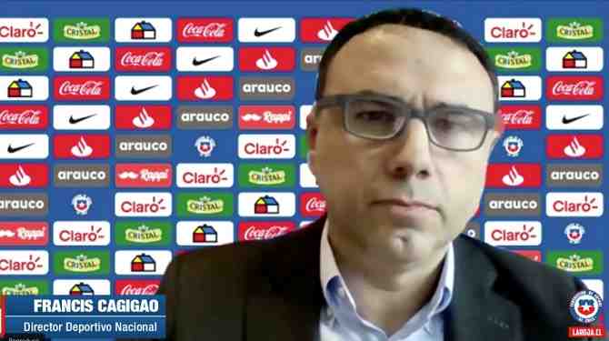 """Cagigao y el próximo DT de la Roja: """"No estamos para experimentos"""""""