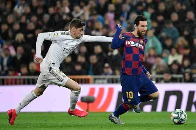 """""""El clásico con Real Madrid puede definir la continuidad de Messi en Barcelona"""""""
