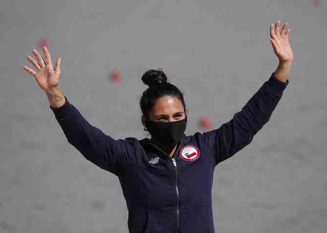 Mailliard encabeza el selecto grupo de mujeres chilenas que espera pelear una medalla en los Juegos Olímpicos
