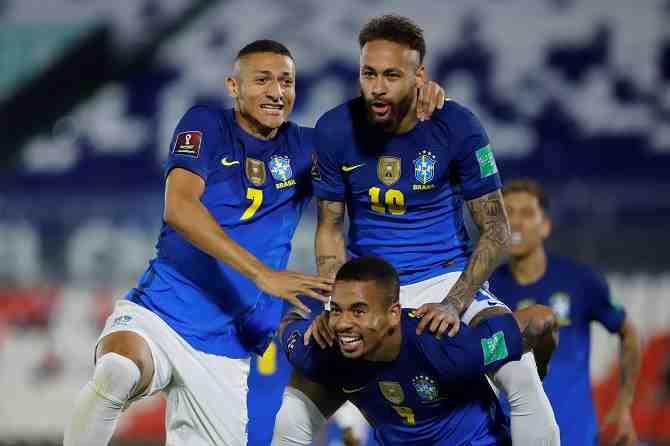Sudamérica opina: Brasil es el favorito absoluto para coronarse en la Copa
