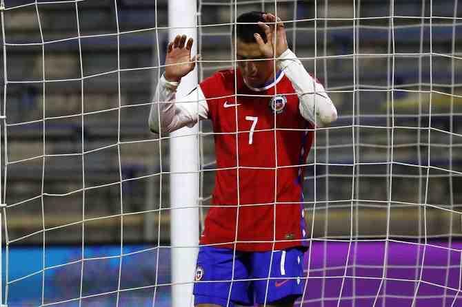 Chile sin su goleador histórico: Alexis Sánchez queda fuera de la primera fase de la Copa América