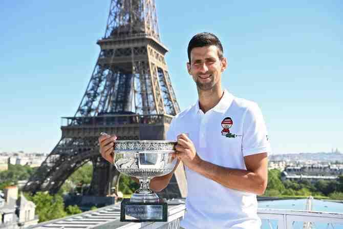 Ganar todos los Grand Slams en 2021: el reto de Djokovic para convertirse en el mejor de la historia