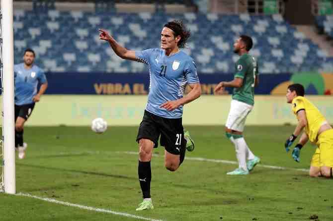 Uruguay clasifica y deja a Bolivia eliminada