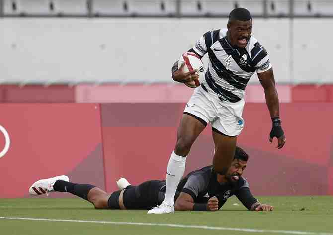 El milagro olímpico de Fiji, dominador del rugby en Tokio