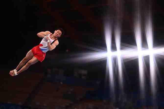 El campeón de salto que casi no llega a Tokio