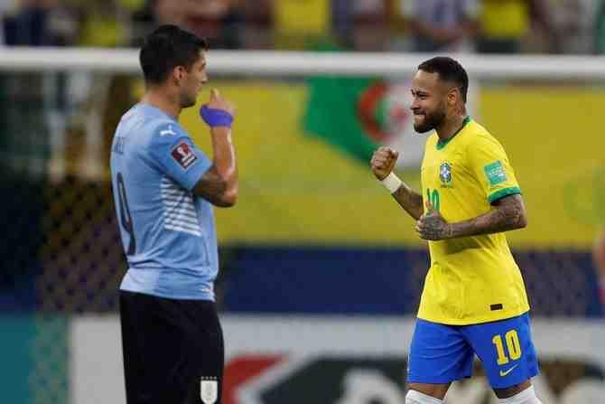 Brasil aniquila a Uruguay y queda muy cerca de Qatar